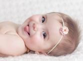 Photo bebe Photo de bébé espiègle