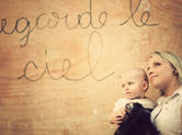 Photo exterieur Photographie artistique d\'un bébé et de sa maman