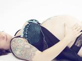 Photo grossesse Photo de tatouage durant la grossesse