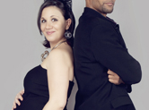 Photo grossesse Photo de couple avec femme enceinte