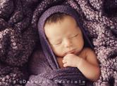 Photo nouveau-ne Photo de bébé emmailloté