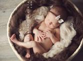 Photo nouveau-ne Photo de bébé détendu