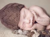 Photo nouveau-ne Photo de visage de bébé