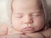 Photo nouveau-ne Photo visage de bébé : le portrait