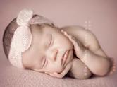 Photo nouveau-ne Photographie originale de bébé endormi