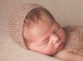 Photo nouveau-ne Photo de bébé endormi
