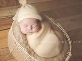Photo nouveau-ne Photo de bébé enmailloté