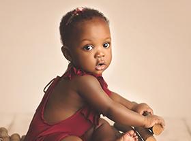 Photo bebe photographe bébé africain orleans
