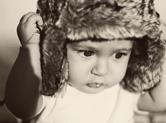 Photo exterieur Photo de bébé artistique en extérieur
