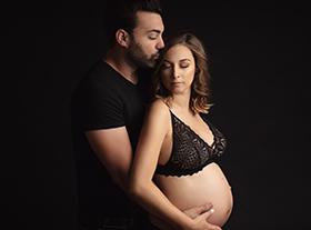 Photo grossesse photographe grossesse couple