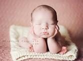 Photo nouveau-ne Photo artistique de bébé modèle