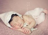 Photo nouveau-ne Photo de sommeil de bébé