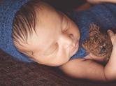 Photo nouveau-ne Photographe de nouveau-né en région parisienne
